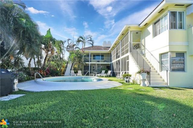 1308 S Bayview Dr 2C, Fort Lauderdale, FL 33304 (MLS #F10114989) :: Green Realty Properties