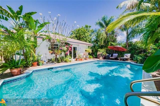 1596 NE 35th St, Oakland Park, FL 33334 (MLS #F10115606) :: Green Realty Properties