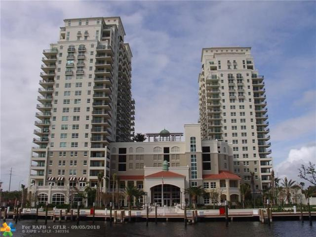 600 W Las Olas Blvd 1805S, Fort Lauderdale, FL 33312 (MLS #F10118369) :: Green Realty Properties