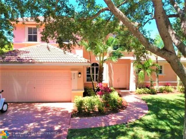 253 N Spoonbill Ln, Jupiter, FL 33458 (MLS #F10123696) :: Green Realty Properties
