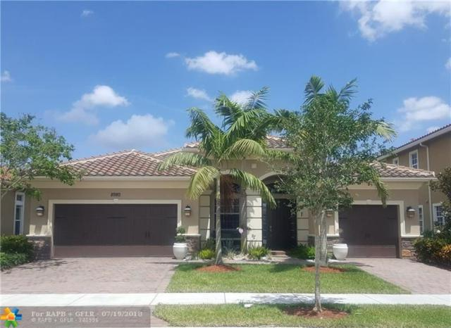 8980 Lakeview Pl, Parkland, FL 33076 (MLS #F10128757) :: Green Realty Properties