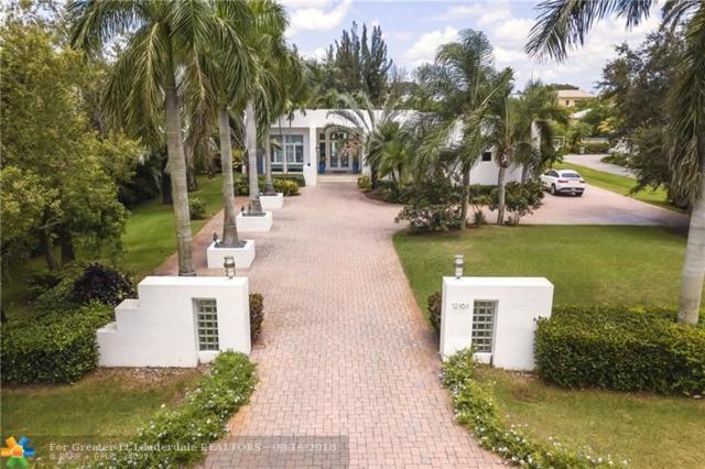 12161 SW 2nd St, Plantation, FL 33325 (MLS #F10128771) :: Green Realty Properties