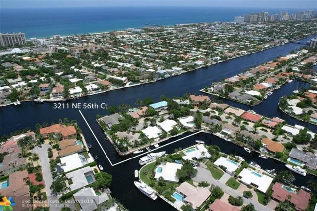 3211 NE 56th Ct, Fort Lauderdale, FL 33308 (MLS #F10132403) :: The Paiz Group