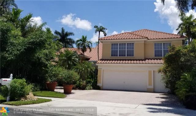 1321 NW 193rd Ave, Pembroke Pines, FL 33029 (MLS #F10133403) :: Green Realty Properties