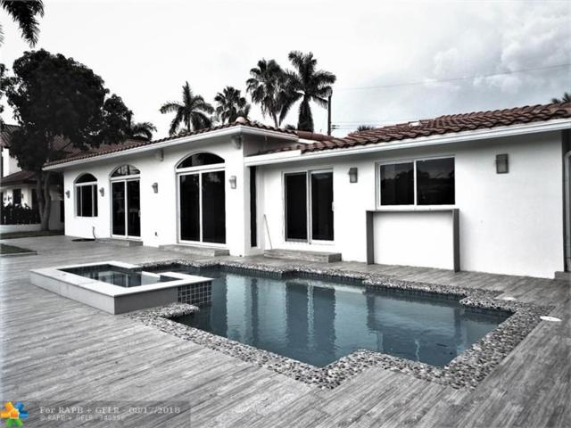 4010 NE 23rd Ave, Lighthouse Point, FL 33064 (MLS #F10134009) :: Green Realty Properties