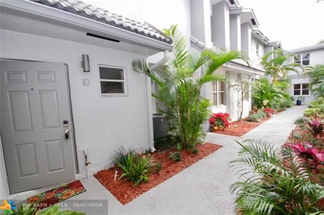 801 SE 16th Ct #10, Fort Lauderdale, FL 33316 (MLS #F10135871) :: Green Realty Properties