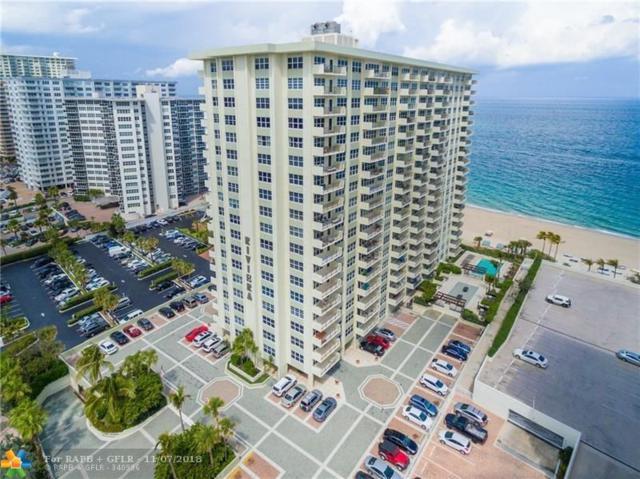 3550 Galt Ocean Dr #206, Fort Lauderdale, FL 33308 (MLS #F10139631) :: Green Realty Properties