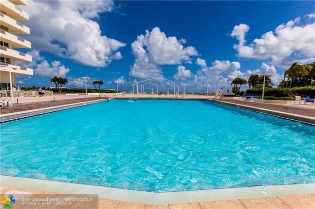3180 S Ocean Dr #302, Hallandale, FL 33009 (MLS #F10140627) :: Berkshire Hathaway HomeServices EWM Realty