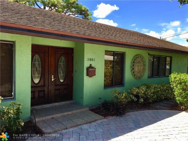 3801 NE 15th Ave, Oakland Park, FL 33334 (MLS #F10143053) :: Green Realty Properties