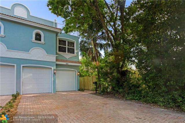 621 SW 11th St, Fort Lauderdale, FL 33315 (MLS #F10154799) :: Green Realty Properties