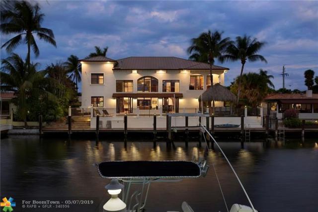 3911 NE 26 Avenue, Lighthouse Point, FL 33064 (MLS #F10159503) :: EWM Realty International
