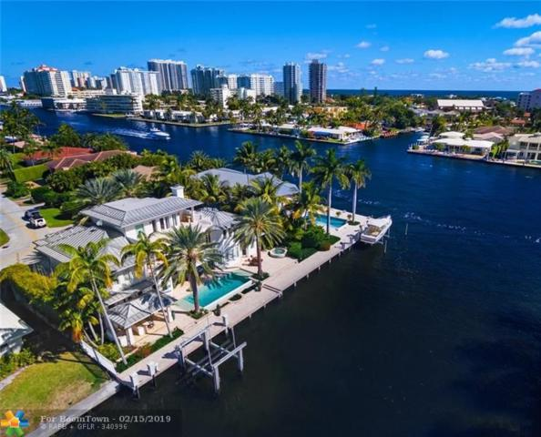 2894 NE 26th St, Fort Lauderdale, FL 33305 (#F10160661) :: Weichert, Realtors® - True Quality Service