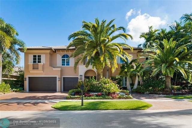 492 Sweet Bay Ave, Plantation, FL 33324 (MLS #F10162198) :: The Howland Group