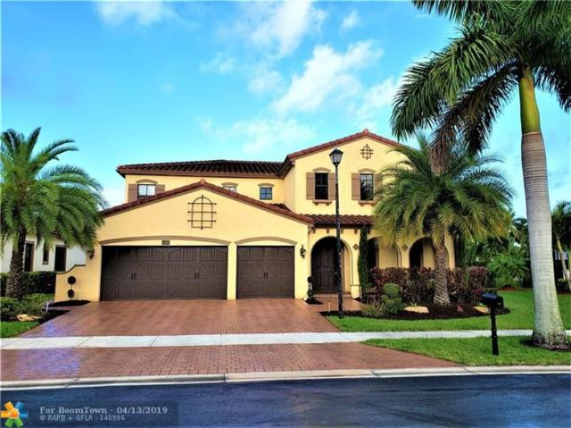 4080 NW 88th Ter, Cooper City, FL 33024 (MLS #F10164042) :: Green Realty Properties