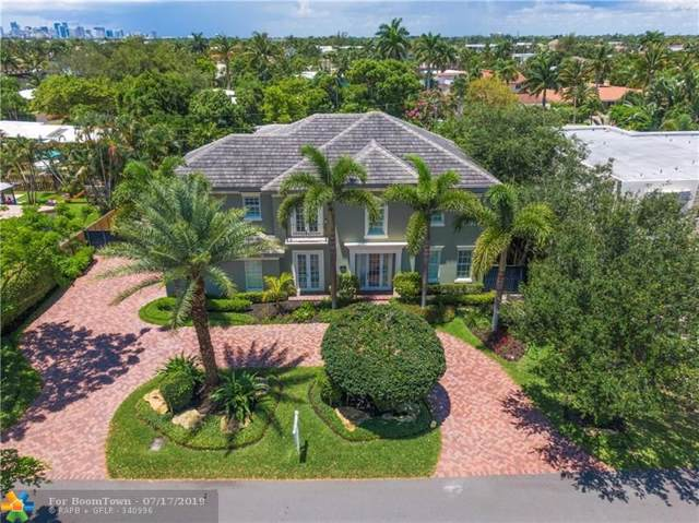 2525 NE 26th Ave, Fort Lauderdale, FL 33305 (MLS #F10173349) :: Berkshire Hathaway HomeServices EWM Realty