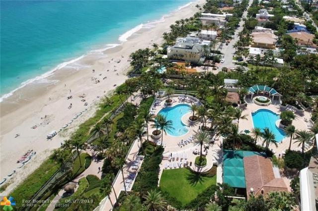 3200 N Ocean Blvd #1804, Fort Lauderdale, FL 33308 (MLS #F10174169) :: Green Realty Properties