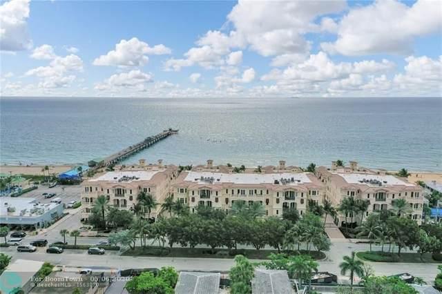 4320 El Mar Dr #402, Lauderdale By The Sea, FL 33308 (MLS #F10174992) :: The Paiz Group