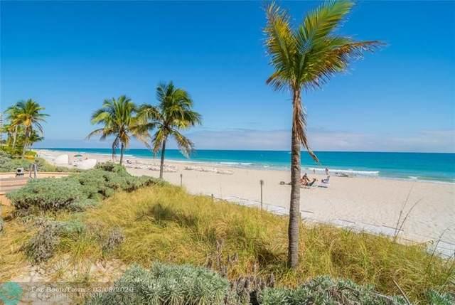 3850 Galt Ocean Dr #1808, Fort Lauderdale, FL 33308 (MLS #F10182406) :: Berkshire Hathaway HomeServices EWM Realty