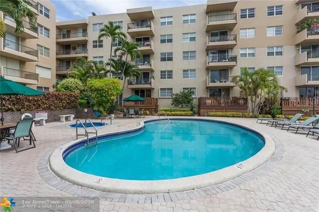 1421 S Ocean Blvd #318, Pompano Beach, FL 33062 (MLS #F10186089) :: The O'Flaherty Team