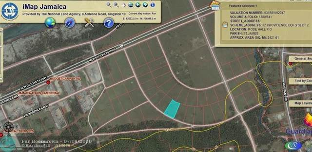 32 Providence Ironshore St James, Other County - Not In USA, N/ 00000 (MLS #F10194113) :: The Paiz Group