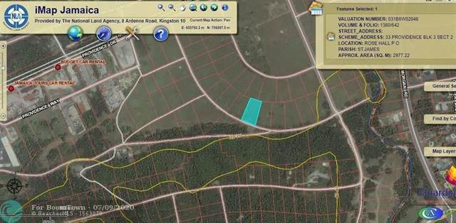33 Providence Ironshore St James, Other County - Not In USA, N/ 00000 (MLS #F10194123) :: The Paiz Group