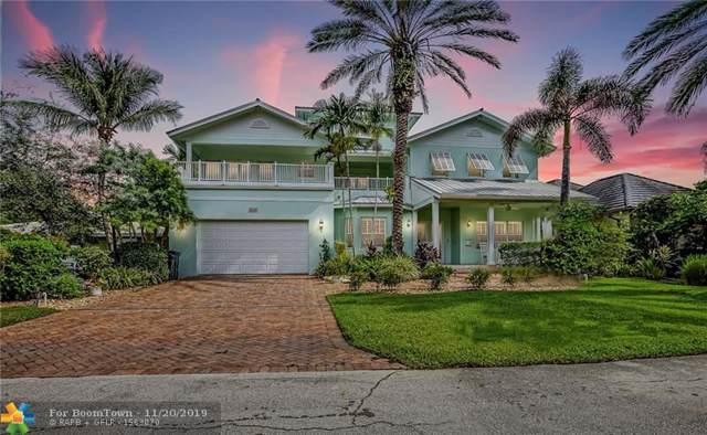 218 N Gordon Rd, Fort Lauderdale, FL 33301 (MLS #F10196238) :: Green Realty Properties