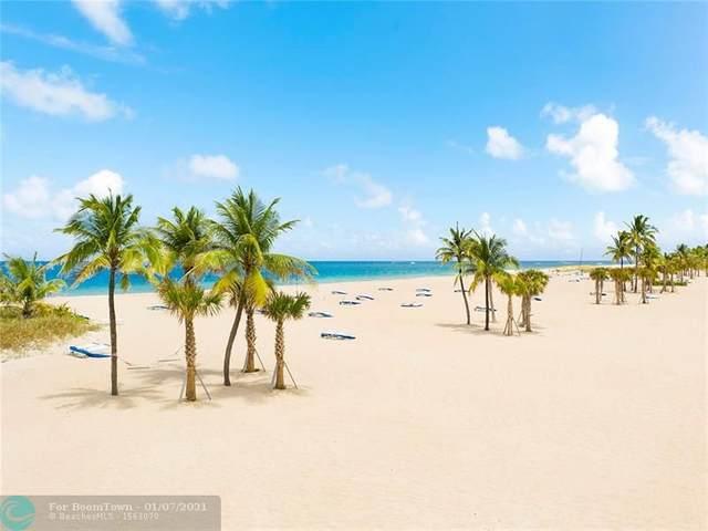 1686 S Ocean Ln #263, Fort Lauderdale, FL 33316 (#F10202642) :: Baron Real Estate