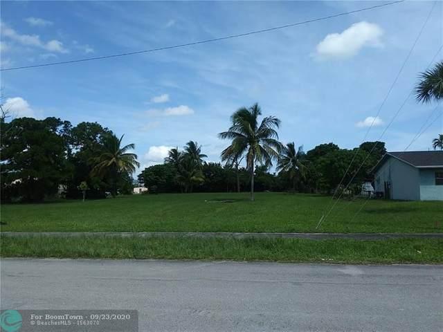 13 NW 13th St, Pompano Beach, FL 33069 (#F10206136) :: Ryan Jennings Group