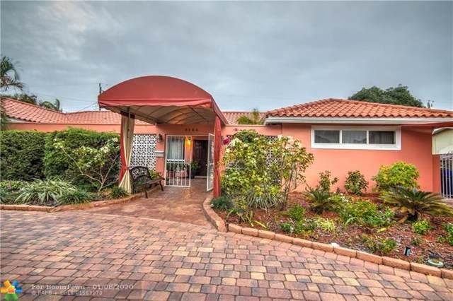 5144 NE 18TH TERRACE, Fort Lauderdale, FL 33308 (MLS #F10206371) :: Green Realty Properties