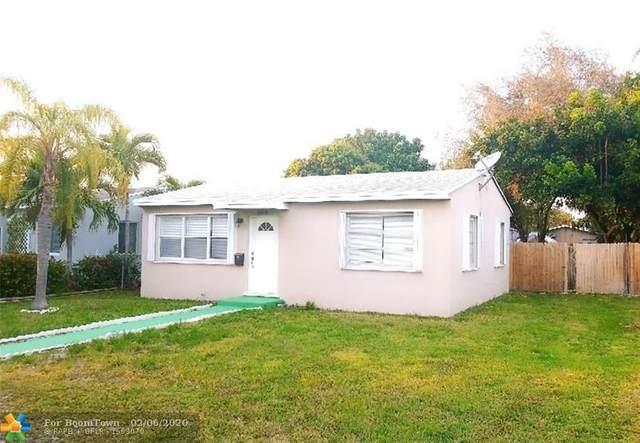 2235 Scott St, Hollywood, FL 33020 (MLS #F10207672) :: Green Realty Properties