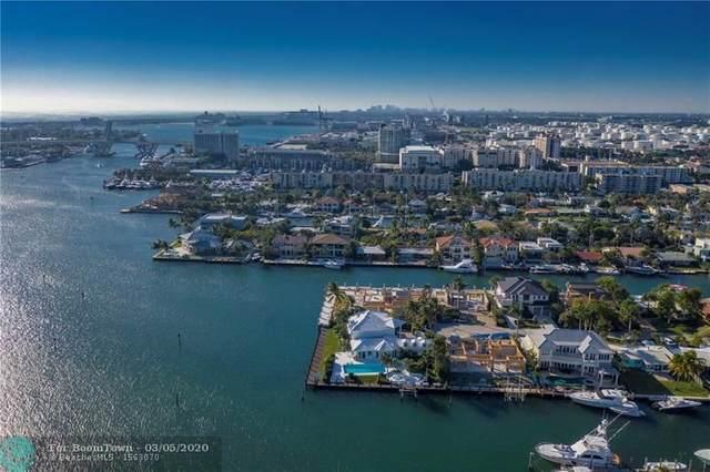 1719 SE 12th Ct, Fort Lauderdale, FL 33316 (MLS #F10209481) :: Laurie Finkelstein Reader Team
