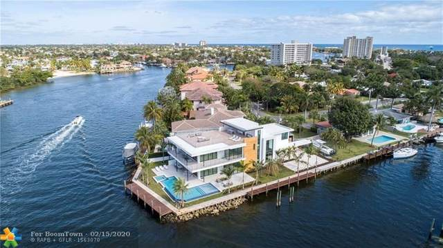 2305 N Riverside Dr, Pompano Beach, FL 33062 (#F10210961) :: Ryan Jennings Group