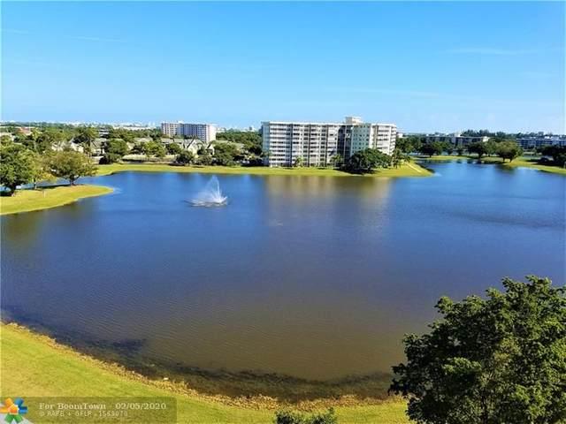 3091 North Course Drive #601, Pompano Beach, FL 33069 (MLS #F10211298) :: The Paiz Group