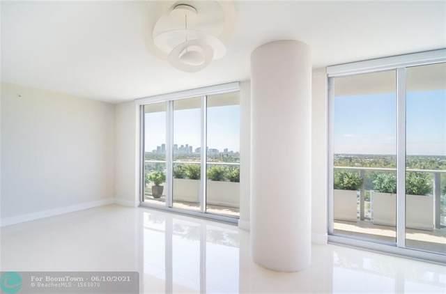 1180 N Federal Hwy #1103, Fort Lauderdale, FL 33304 (#F10211730) :: Michael Kaufman Real Estate