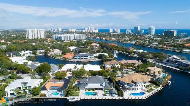71 Compass Ln, Fort Lauderdale, FL 33308 (MLS #F10213382) :: The Howland Group