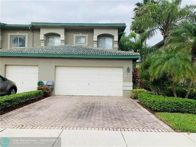 7901 Exeter Blvd, Tamarac, FL 33321 (MLS #F10215172) :: Green Realty Properties