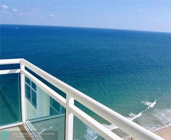 3900 SE Galt Ocean Dr #1802, Fort Lauderdale, FL 33308 (MLS #F10216843) :: Green Realty Properties