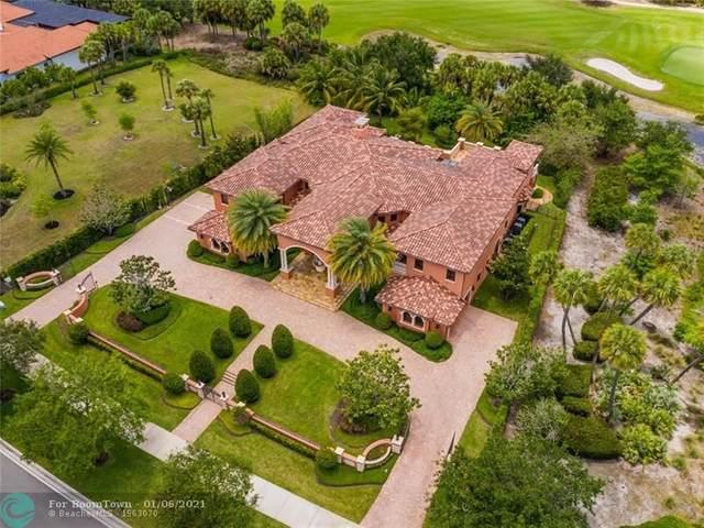 7427 Stonegate Blvd, Parkland, FL 33076 (#F10227280) :: Signature International Real Estate