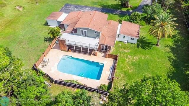 12400 SW 12th St, Davie, FL 33325 (MLS #F10229379) :: Green Realty Properties