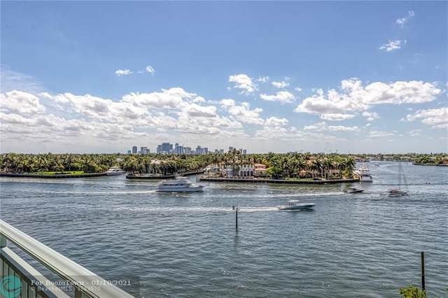 301 N Birch Rd 5N, Fort Lauderdale, FL 33304 (MLS #F10230622) :: Green Realty Properties
