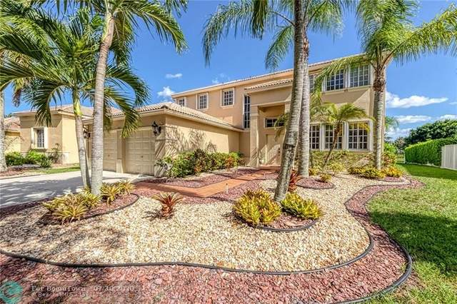 837 Crestview Cir, Weston, FL 33327 (MLS #F10234146) :: Green Realty Properties