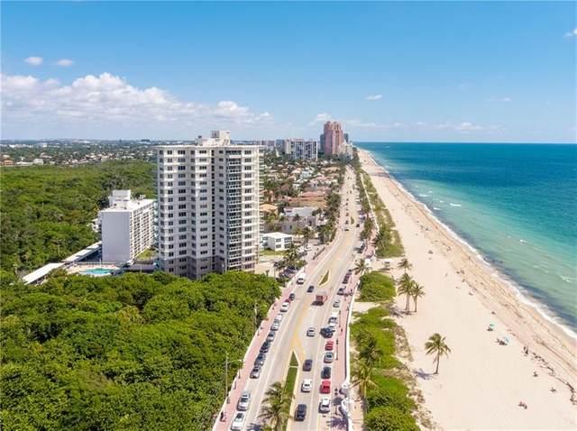 1151 N Fort Lauderdale Beach Blvd 2-C, Fort Lauderdale, FL 33304 (#F10235024) :: Baron Real Estate