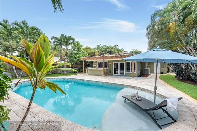 1416 NE 16th Ter, Fort Lauderdale, FL 33304 (#F10236724) :: Ryan Jennings Group