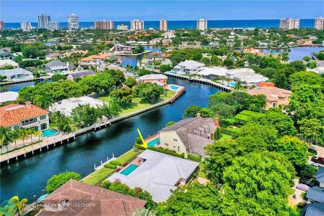 31 Bay Colony Dr, Fort Lauderdale, FL 33308 (MLS #F10237133) :: The Howland Group