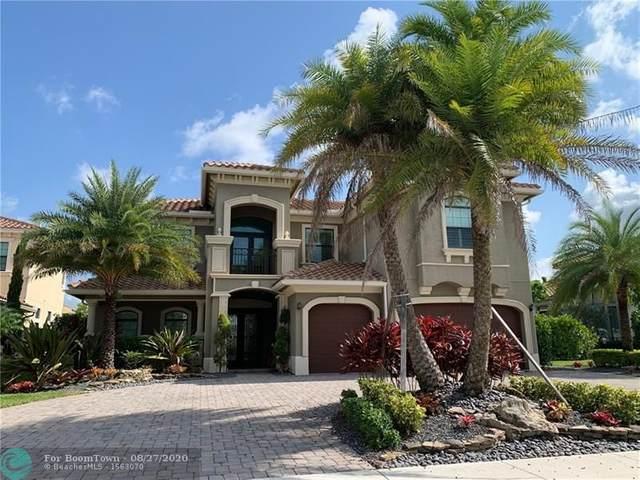 10211 Sweet Bay Ct, Parkland, FL 33076 (MLS #F10237667) :: Berkshire Hathaway HomeServices EWM Realty
