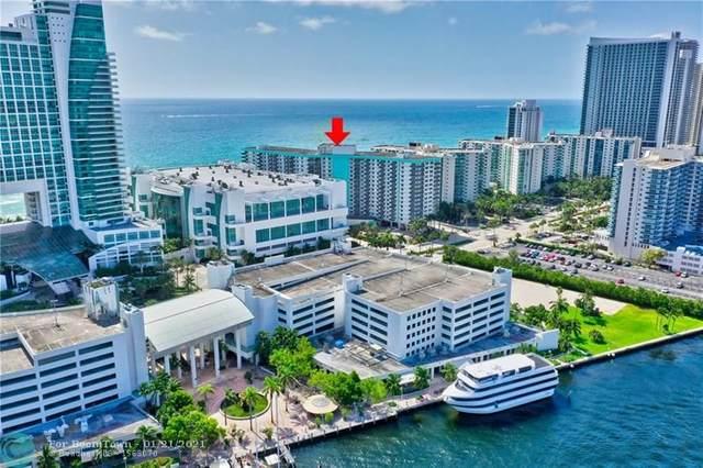 3725 S Ocean Dr #1421, Hollywood, FL 33019 (MLS #F10243062) :: Green Realty Properties