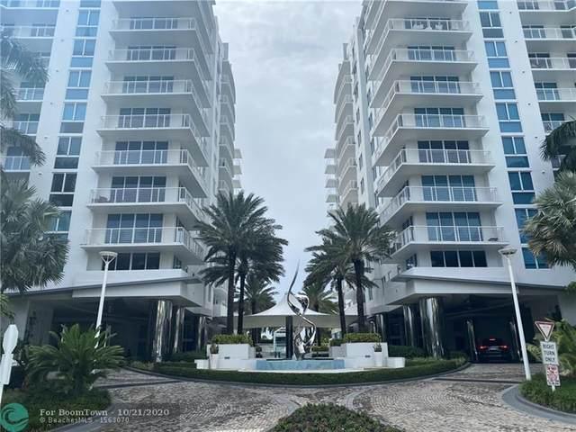 2831 N Ocean Blvd 708N, Fort Lauderdale, FL 33308 (#F10249570) :: Posh Properties