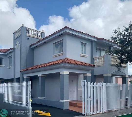 33 W 8th St, Hialeah, FL 33010 (#F10250094) :: Posh Properties