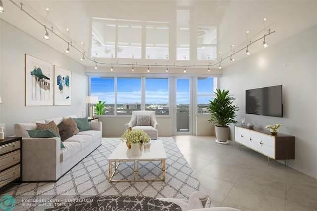 3200 NE 36th St #1202, Fort Lauderdale, FL 33308 (MLS #F10251114) :: Berkshire Hathaway HomeServices EWM Realty
