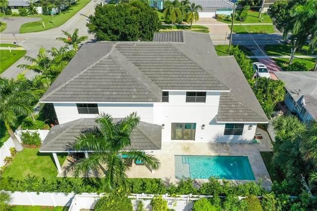 5021 NE 27th Ave., Lighthouse Point, FL 33064 (MLS #F10251517) :: GK Realty Group LLC